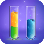 Colour Sort Puzzle 1.1.0 APK MODs Unlimited money Download on Android