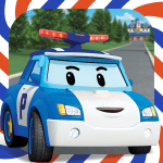 Robocar Poli Mailman Good Games for Kids 1.0.5 APK MODs Unlimited money Download on Android