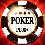Poker Plus Free Texas Holdem Poker Games 0.210 APK MODs Unlimited money Download on Android