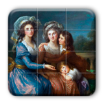 19th Century Paintings Switch Puzzle 1.220 APK MODs Unlimited money Download on Android