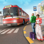 City Coach Bus Simulator 3D 1.14 APK MODs Unlimited money Download on Android