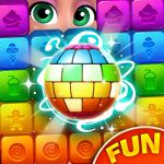 Cube Blast Match Block Puzzle Game 1.05 APK MODs Unlimited money Download on Android