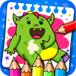 Fantasy – Coloring Book Games for Kids APK MODs Unlimited money Download on Android