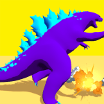 Fire Arena – King of Monsters 2021.36 APK MODs Unlimited money Download on Android