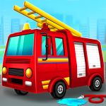 Firefighter Fire Rescue And Car Wash Garage 1.0.15 APK MODs Unlimited money Download on Android