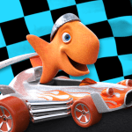 Goldfish Go-Karts 2.0 APK MODs Unlimited money Download on Android