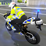 Police Motorbike Simulator 3D APK MODs Unlimited money Download on Android