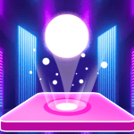 Tiles Hop Ball – Neon EDM Rush 1.3.9 APK MODs Unlimited money Download on Android