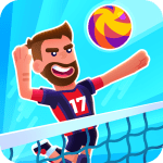 Volleyball Challenge 2021 1.0.24 APK MODs Unlimited money Download on Android