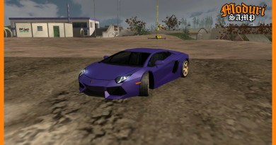 Lamborghini Aventador pe Infernus