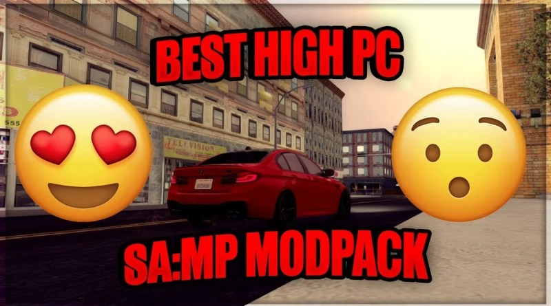 Modpack High PC 2019 + ENB by Alberto
