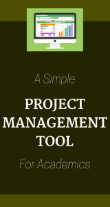If you work in academia, you may be managing projects even if you're not a Project Manager. Make your life easier with this project management tool crafted especially for students, professors, and researchers.