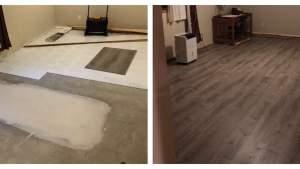 Interlocking Basement Floor Tiles DIY Flooring Made In