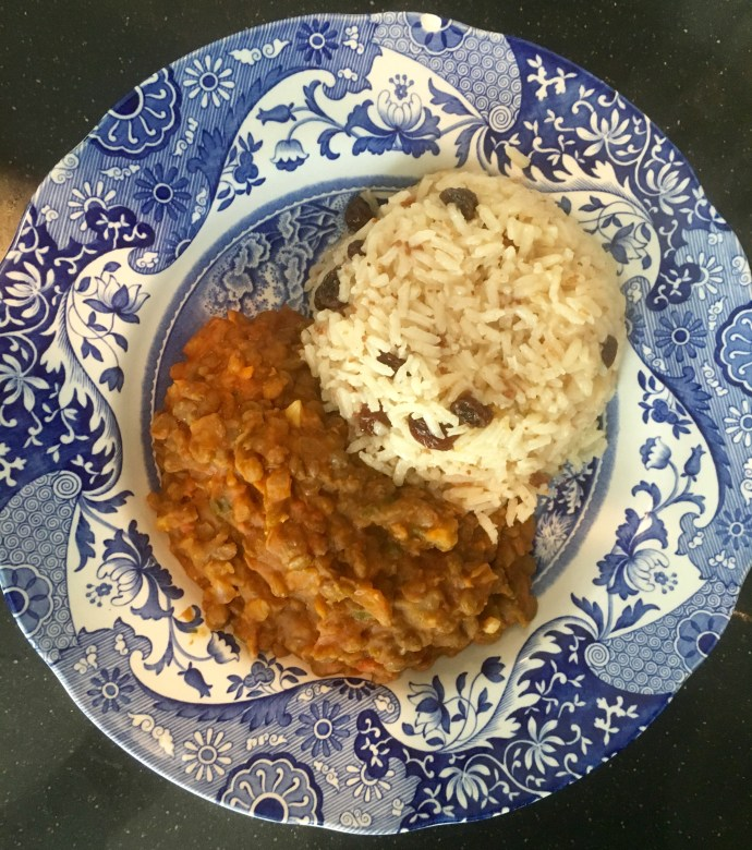Vegan colombian food arroz con coco and lentils modvegan vegan colombian food forumfinder Image collections