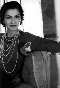 coco chanel first to make pearls vegan