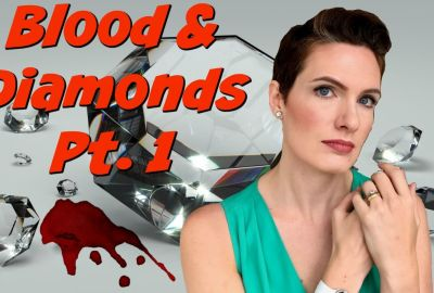 blood & diamonds history modvegan