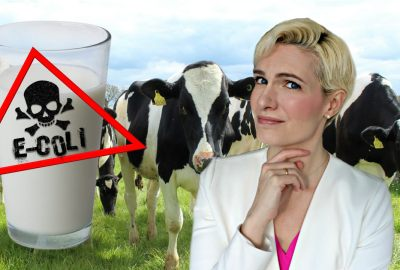 raw dairy is really scary modvegan