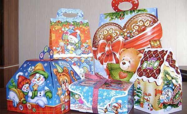 Как выбрать сладкий новогодний подарок для ребёнка - Новости Воронежа