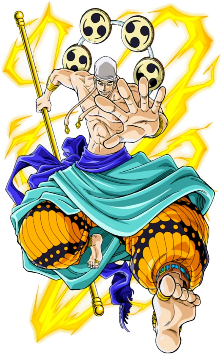 18/08/2021· enel's great space operations is the ninth cover story created as a side story on the title pages of each one piece chapter. God Enel One Piece