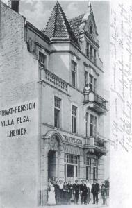 Mete Metha Horn Steinberg Judenhaus Wiesbaden