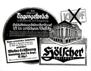 Judenhaus Hallgarter Str. 6, Adolf Haas, Adolph Haas
