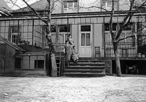 Johanna Hanna Wolf, Jüdin Wiesbaden, Judenhaus