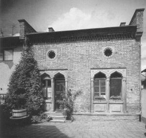 Judenhaus Hermannstr. 26 Wiesbaden, Ernst Wolf, Frieda Hilda Wolf geb. Feibel, Inge Wolf