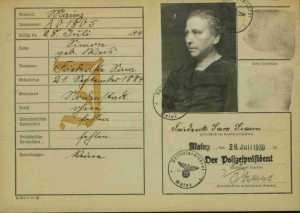 Friedericke Simon Weis, Nordenstadt, Mainz, Emanuel Weis, Judenhaus Adelheidstr. 94, Wiesbaden