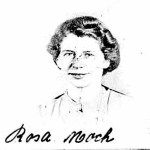 Emma Ehrenfeld, Josef Ehrenfeld, Selma Ehrenfeld Brach, Rosa Ehrenfeld Moch, Judenhaus Grillparzerstr. 9, Wiesbaden