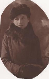Thekla Hess, geborene Kaufmann