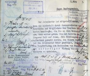 Selmar Victor, Eugenie Victor Löwenstein, Gadasse Asarch, Judenhaus Herrngartenstr. 11, Wiesbaden