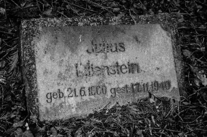 Julius Lilienstein, Judenhaus Herrngartenstr. 11 Wiesbaden