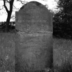Grab von Bernhard Baruch Weisbecker in Birstein