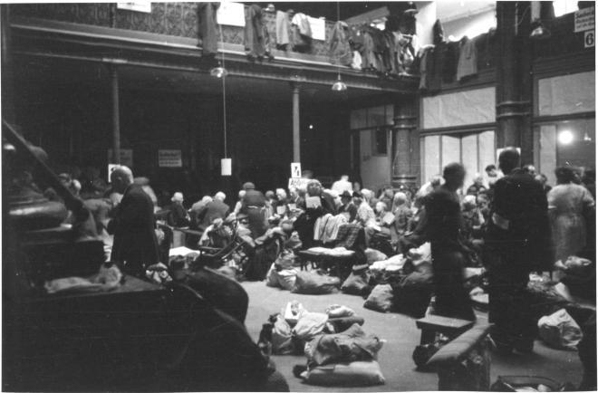 Deportation Wiesbaden 1.9.1942, Synagoge Friedrichstraße