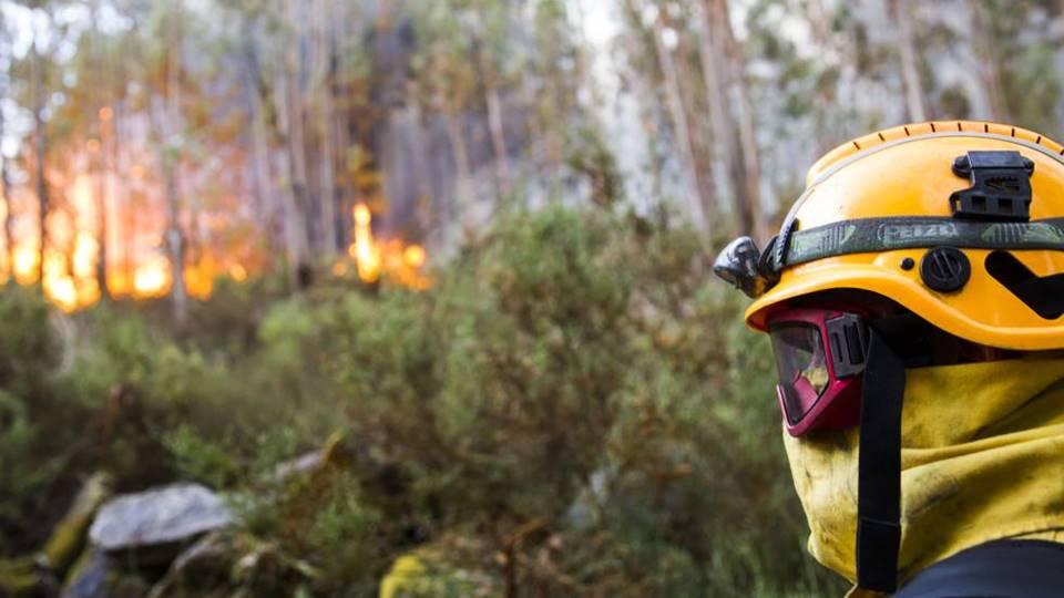 A Xunta prohíbe as queimas ata novo aviso