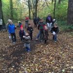 Duin en bos excursie Moedertje Groen