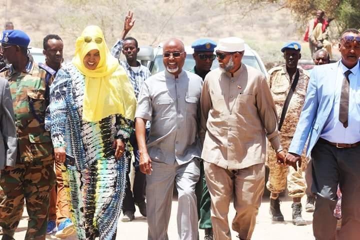 Somaliland: Minister of Minerals unveils Mineral Extraction Project in Togdheer Region