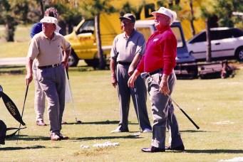 Moe Norman and Bob Rosburg