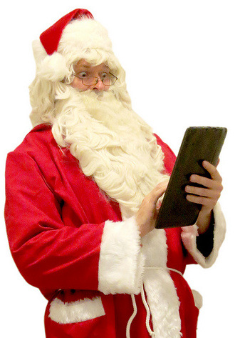 Holiday marketing? Santa knows, engineers are never off line