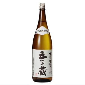 両関 五年蔵(ビン)本格焼酎 1800ml