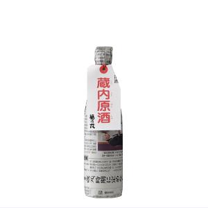 福乃友 本醸造 蔵内原酒 辛口 500ml