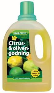 Hornum Citrus & olivengødning