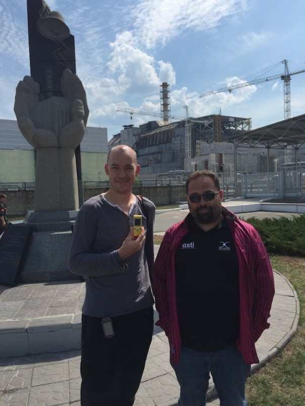 Reaktor 4 Pripyat