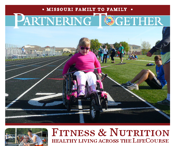 Graphic: Screenshot of Partnering Together 4.4 - Fitness & Nutrition: Healthy Living across the LifeCourse