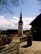 Photo of Tallinn skyline