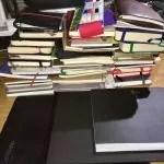 手帳に○万円を費やした、ぼくの推し手帳・ノート。