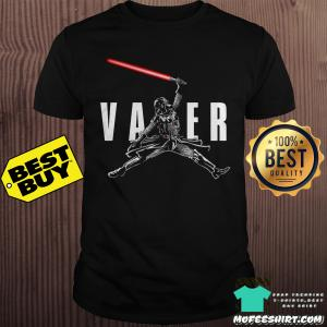 """Air Vader"" - Darth Vader Star War shirt"