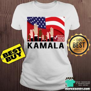 Kamala Harris American flag 2020 political shirt