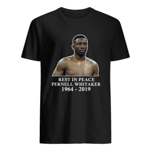 Rip Pernell Whitaker 1964-2019 shirt