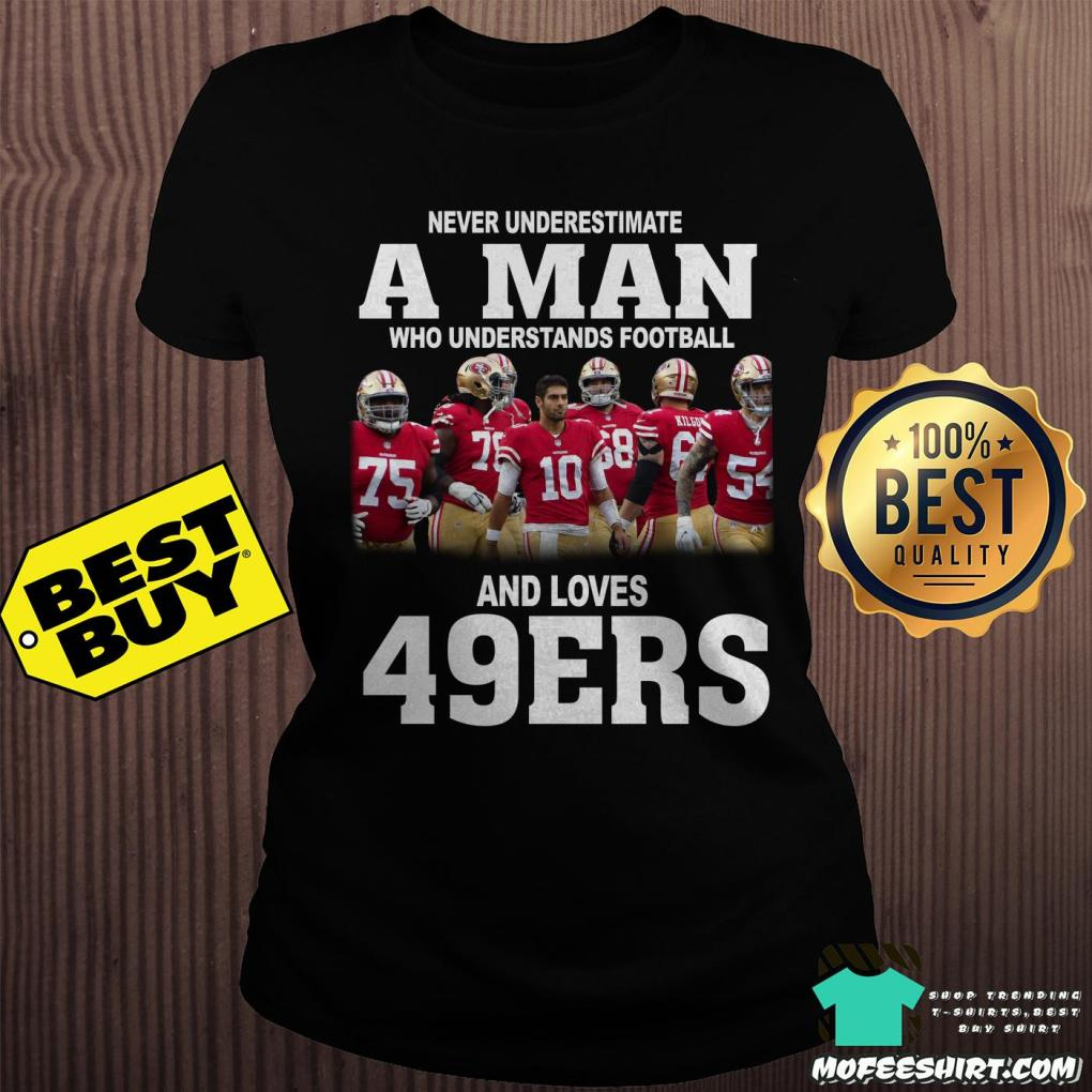best service af5cb 01c80 Sale 20%] Official Never Underestimate A Man Who Understands ...